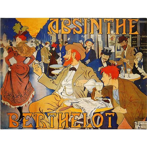 absinthe art