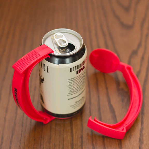 Instant Beer Stein Can Grip Handle - 12 oz