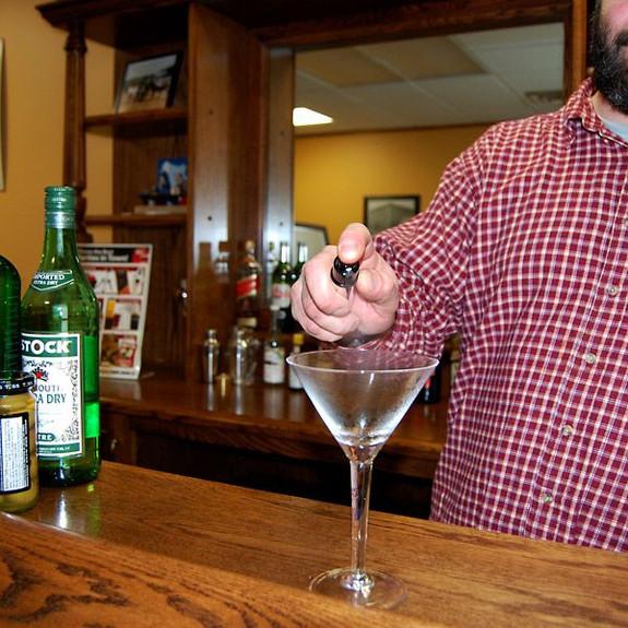 martini atomizer,