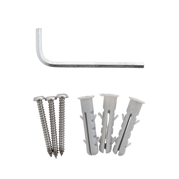 24-inch Wall Shank Assembly