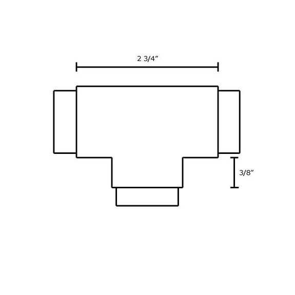 Arm Rail Fitting Diagram
