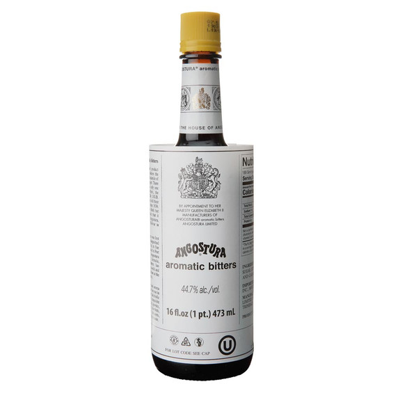 Angostura Aromatic Cocktail Bitters - 16 oz Bottle