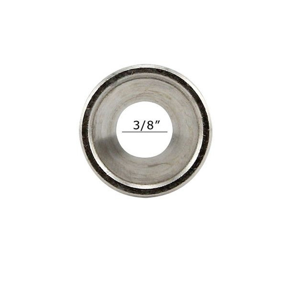 Ferrule for Jockey Box Compression Fitting - 3/8-inch with Dimentions