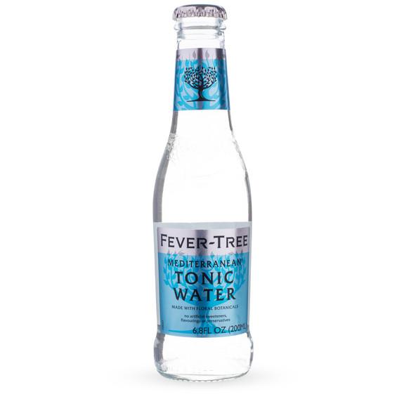 Fever Tree Mediterranean Tonic Water - 6.8 oz