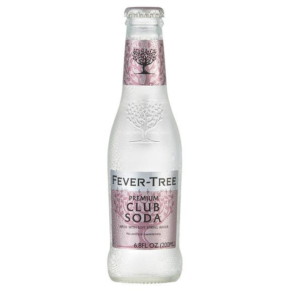 Fever Tree Club Soda - 6.8 oz