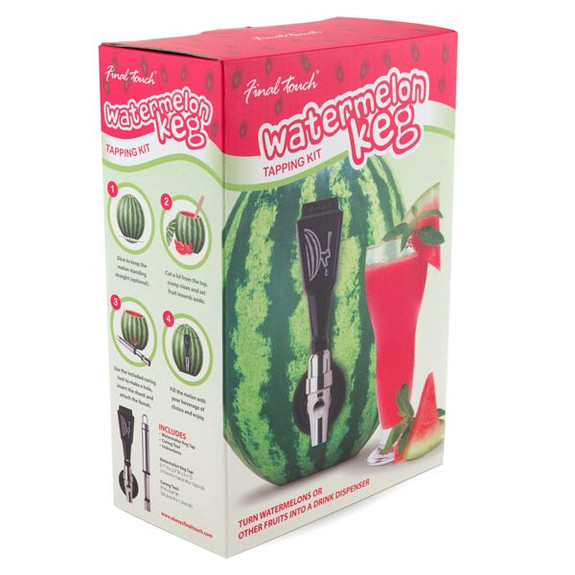 watermelon keg box