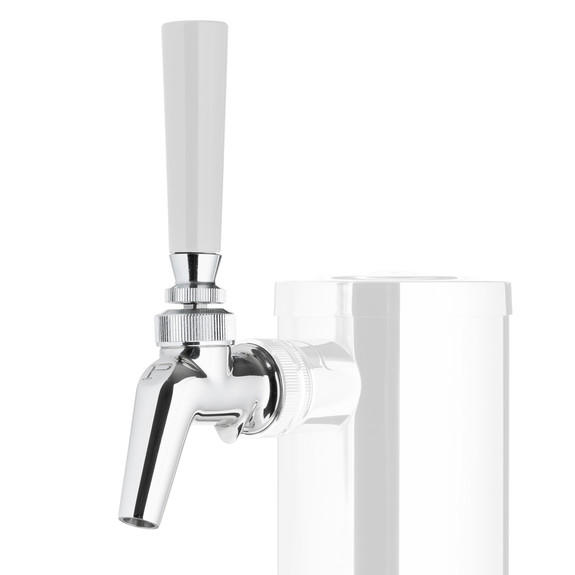 Perlick Perl 630PC Draft Beer Faucet- Chrome Plated