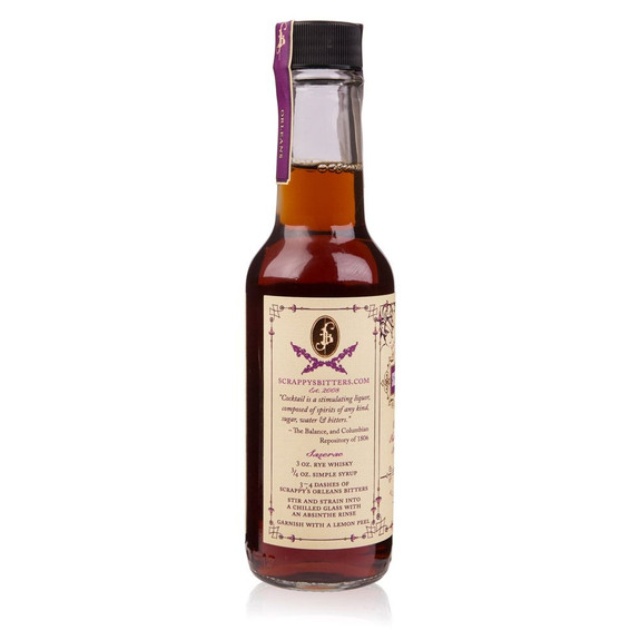 Scrappy's Orleans Cocktail Bitters - 5 oz