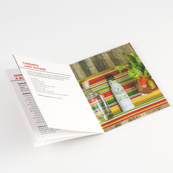 Mary's Little Book of Bloody Recipes