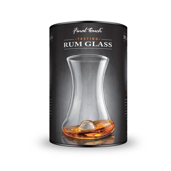 Final Touch Rum Taster Glass - 11.8 oz
