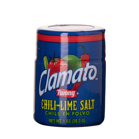 Twang Clamato Chili-Lime Cocktail & Beer Rimming Salt - 1 oz Shaker