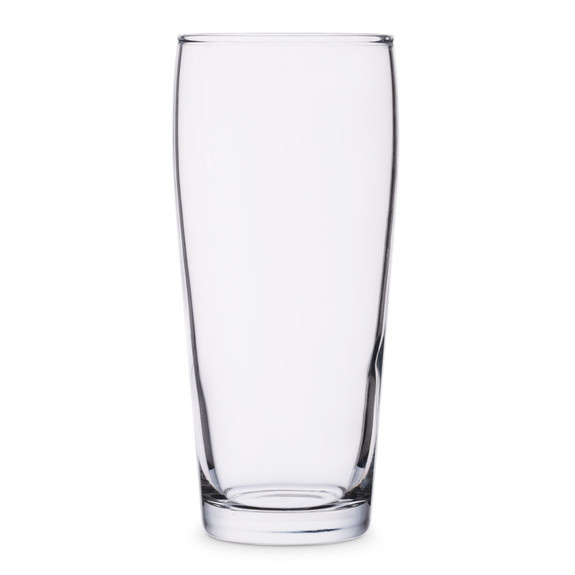 Cardinal Arcoroc Willi Becher Beer Glass - 16 oz