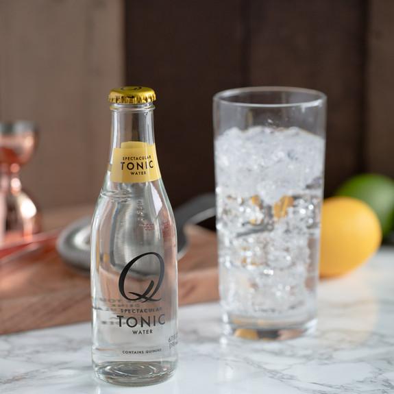 Q Tonic Spectacular Tonic Water - 6.7 oz Bottle