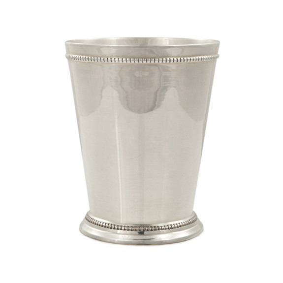 Old Kentucky Home Sterling Silver Plated Mint Julep Cup - 16 oz
