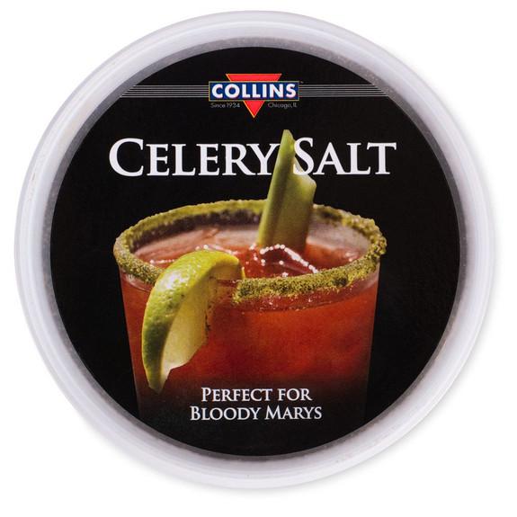 Collins Celery Rimming Salt - 7 oz