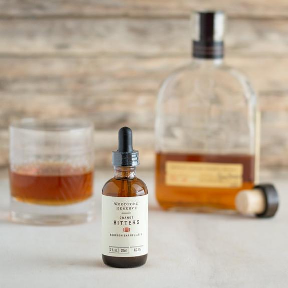 Woodford Reserve Bourbon Barrel Aged Orange Cocktail Bitters - 2 oz