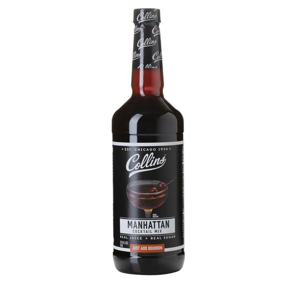 Collins Manhattan Cocktail Mixer - 32 oz