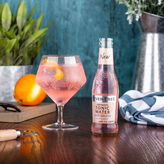 Fever Tree Aromatic Tonic Water - 6.8 oz