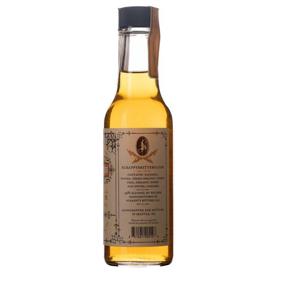 Scrappy's Black Lemon Cocktail Bitters - 5 oz