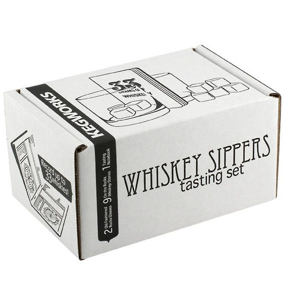Whiskey Starter Gift Box
