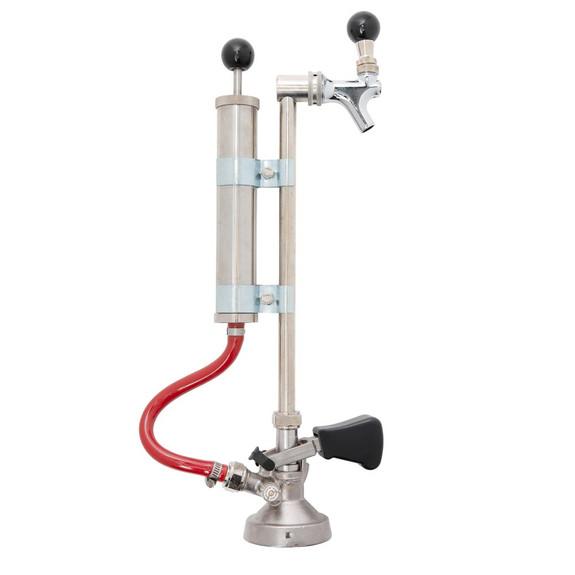 Deluxe G System Beer Keg Pump