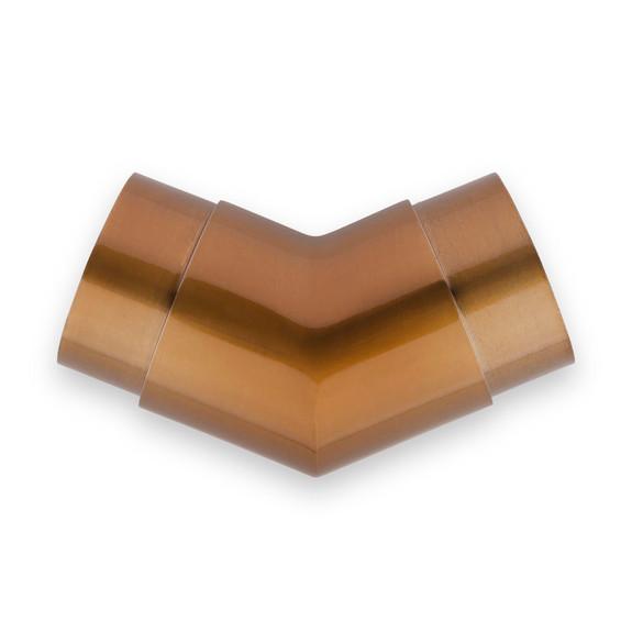 Flush Angle Fitting 135(45) Degree - Sunset Copper