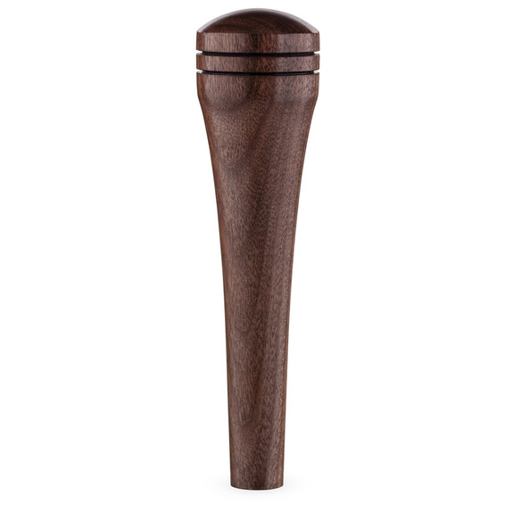 "KegWorks 6"" Wood Beer Tap Handle - Walnut"