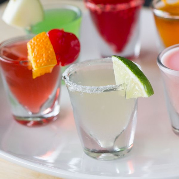 Margarita Flavored Jello Shot Mix