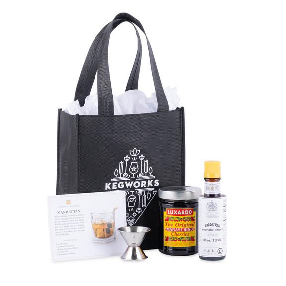 Manhattan Cocktail Starter Kit