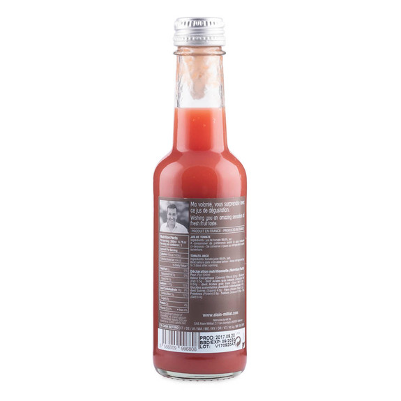 Alain Milliat Traditional Home-Style French Tomato Juice - 6.8 oz