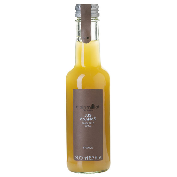 Alain Milliat Traditional Home-Style French Pineapple Juice - 6.8 oz