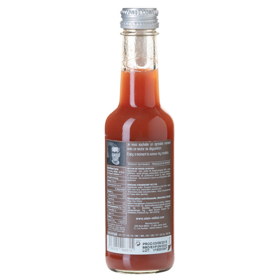 Alain Milliat Traditional Home-Style French Strawberry Nectar - 6.8 oz