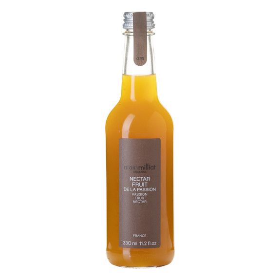Alain Milliat Traditional Home-Style French Passion Fruit Nectar - 11.2 oz