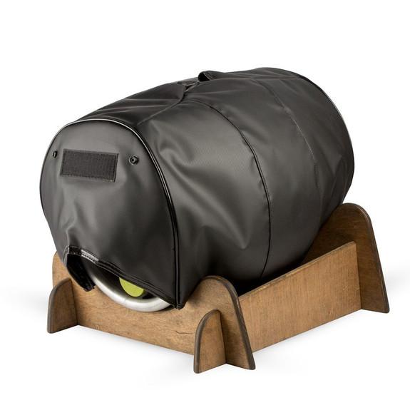 KegWorks Pin Cask Insulating Jacket - Black