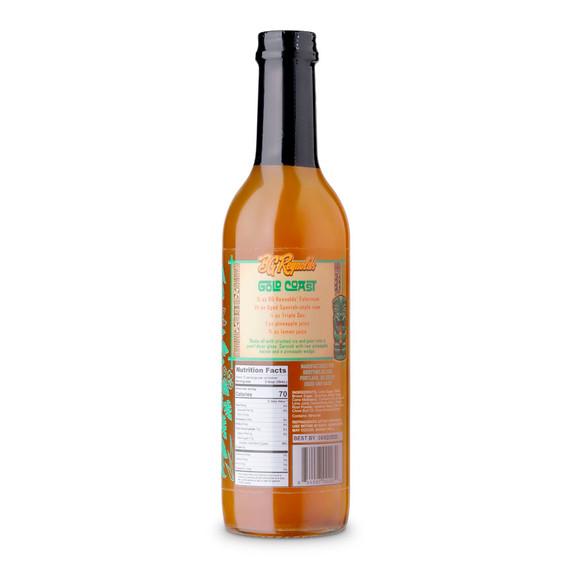 BG Reynolds Falernum Craft Cocktail Tropical Syrup - 375ml
