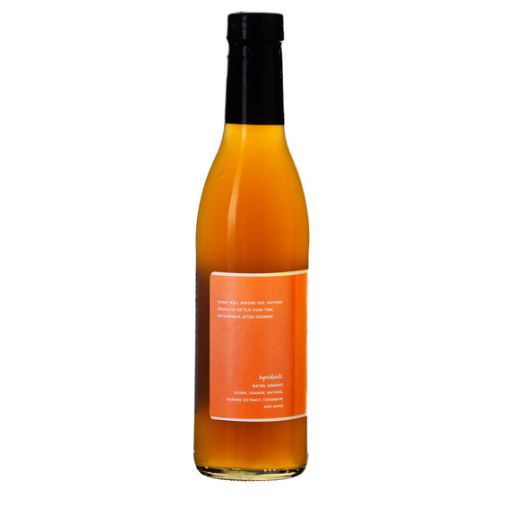 Blue Henry All Natural Orange Rich Simple Syrup - 12 oz