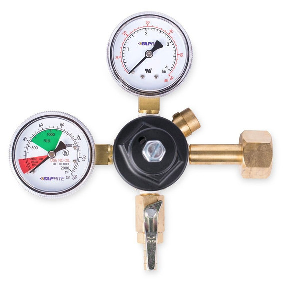 Rod and Faucet CO2 System