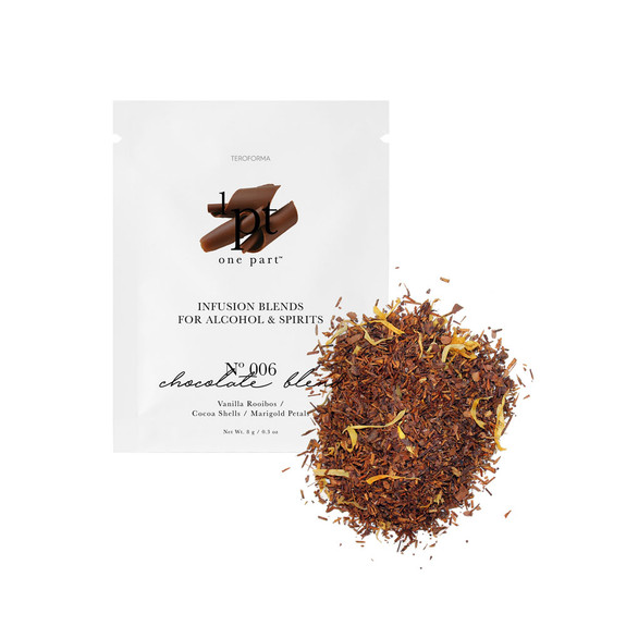 Teroforma 1pt Infusion Blend for Alcohol & Spirits - Chocolate Blend