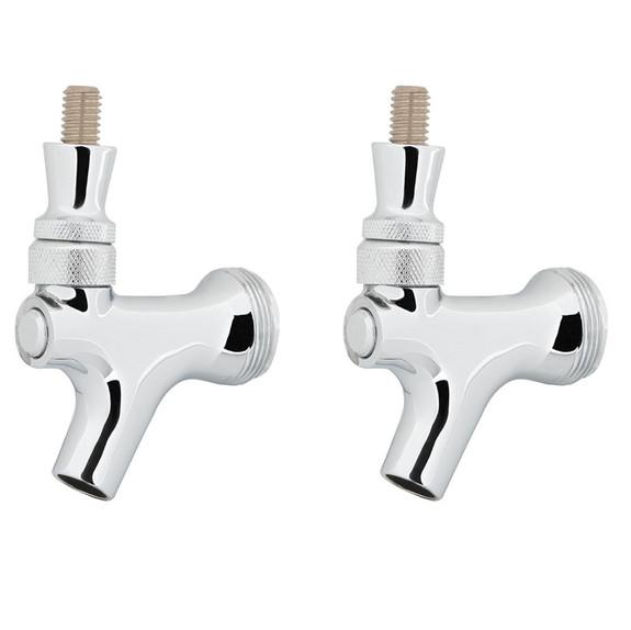 Chrome Faucet Head