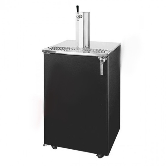 Glastender Single Tap Kegerator