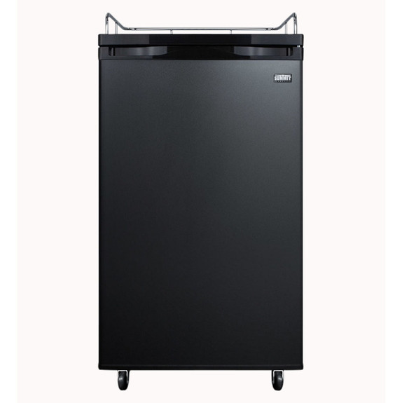Summit Kegerator - Black - No Kit