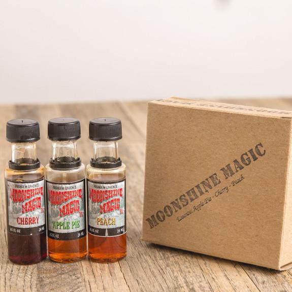 Moonshine Making Kit Flavorings