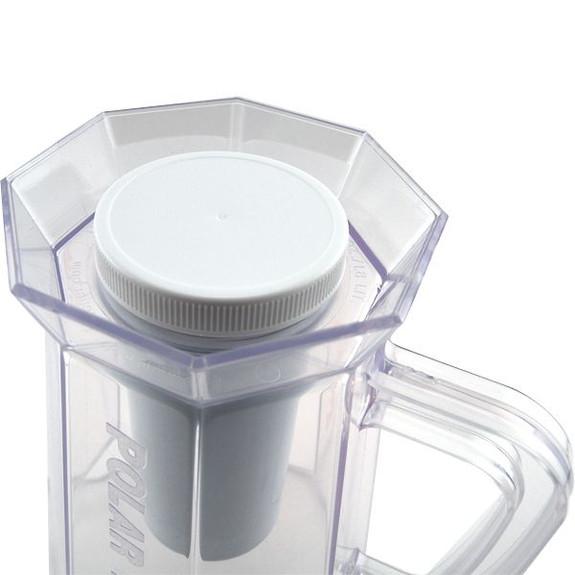 frozen pitcher cap