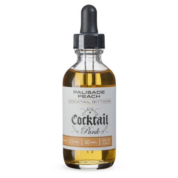 Cocktail Punk Palisade Peach Cocktail Bitters - 2 oz