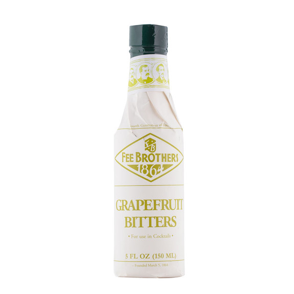 Fee Brothers Bar Cocktail Bitters - Grapefruit Bitters