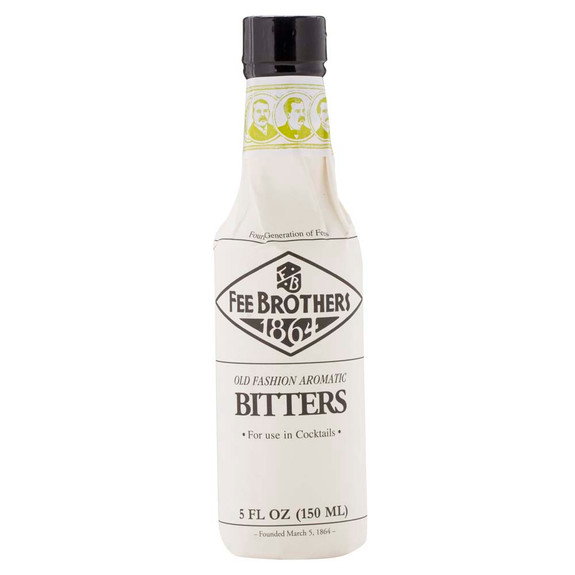 Fee Brothers Bar Cocktail Bitters - Old Fashion Aromatic Bitters