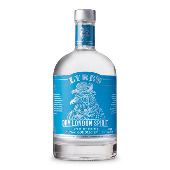 Lyre's Dry London Non-Alcoholic Spirits - Gin Alternative - 700ml