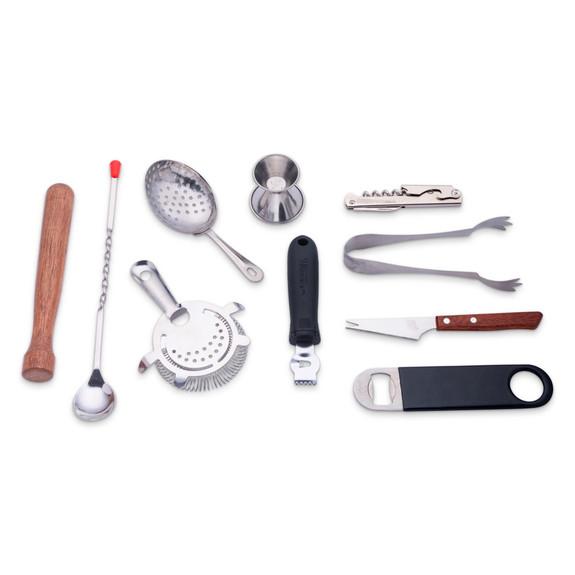 The Essential Bar Tool Set - 10 Pieces