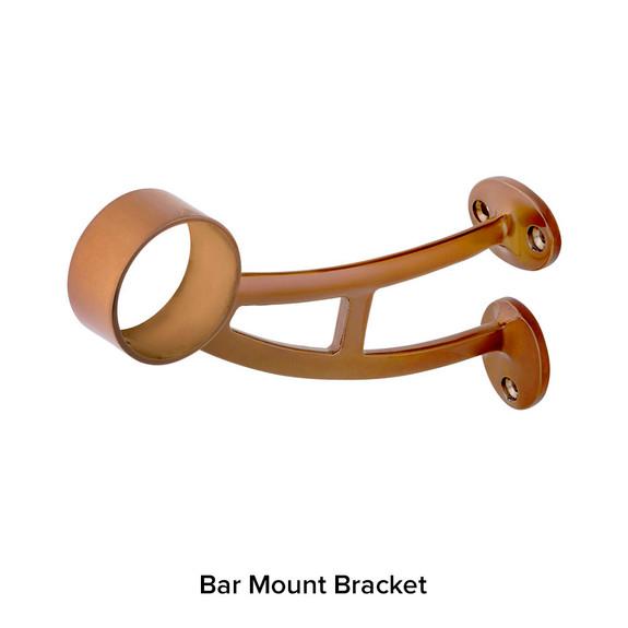 Bar Mount Bracket - Sunset Copper
