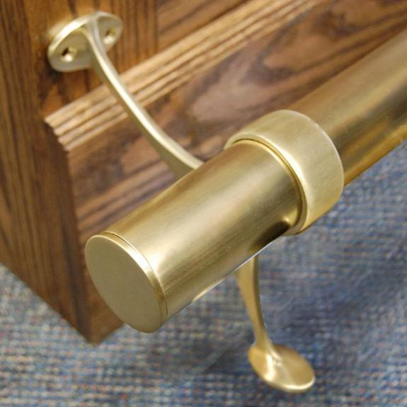 bar foot rail